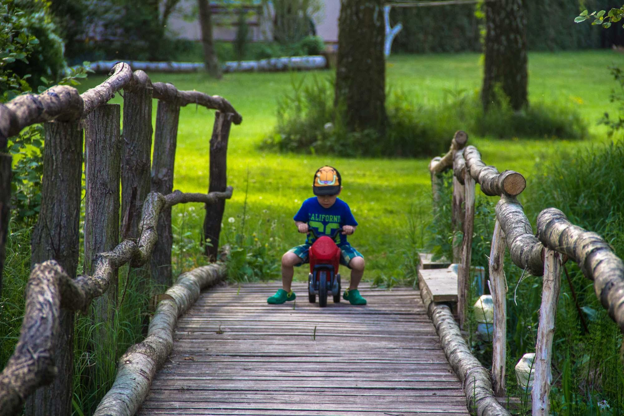 Wakacje z dzieckiem nad wodą, jezioro w Wielkopolsce, Lubuskie